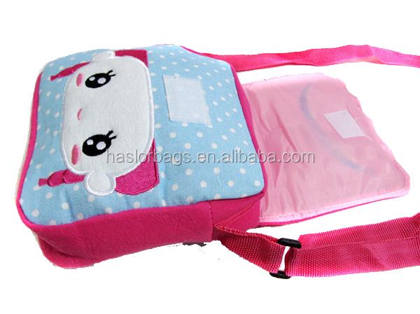 Hot vente nouveau modèle de dessin animé modèle Long sac bandoulière pour filles