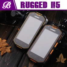 4inch MTK 3G WCDMA GSM Dual Sim 8.0MP Camera IP68 Waterproof Rugged Smart Phone