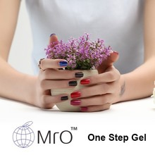 MRO Fashion Hot-selling Nail Salon Gel UV 3 IN 1 Nail Gel