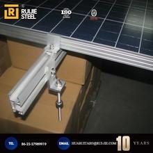 solar energy mounting