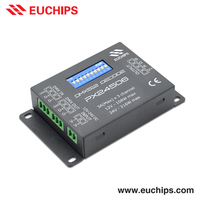 promotional DIP switch 3A 3 channel rgb dmx512 12v led dimming driver