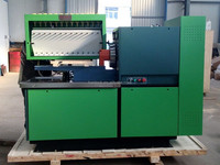 Diesel Fuel injection test bench for pump repair and maintance