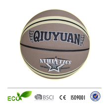 new design 2015 leather basketball for official basketball game leather basketball