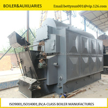 one drum or double drums 6 ton coal fired steam boiler