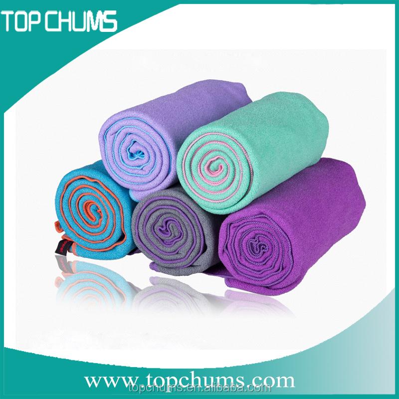 Superior Quality Yoga Mat Blanket Sweat Absorbing Slip