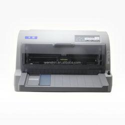 Stylus printer FH-730 24- Dot 80- Column document, compatible with e p s o n flatbed stylus printer lq730