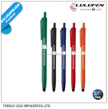 Rio Click Pen With Stylus (Spirit) (Lu-Q78165)
