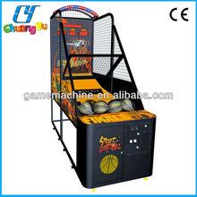 Basketball arcade game machine