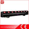 led professional lighting 8pcs 4in1 rgbw led beam bar dmx