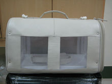 Leather Pet Cage