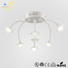 GZ30052-7C new design indoor lighting acrylic ceiling lamp for hotel and home