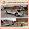25+5 Folding Seats Long Distance New Buses For Sale In China