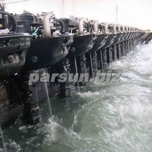 15hp 4 stroke outboard motor / tiller control / electric start / ultra-long shaft / F15BWX / PARSUN