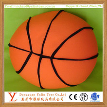 Plush Pillow Basketball Cushion