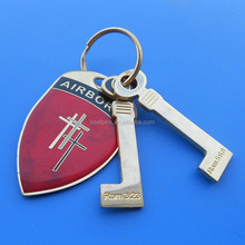 2015 custom high quality keychain manufacturer / metal,pvc,car logo keychain keyring factory
