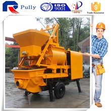 new hydraulic concrete forced mixer pump