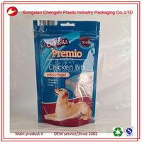 clear plastic pouch bag,food packaging aluminium foil bag with zipper