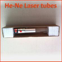 HeNe laser tube 180x26mm TEM00, Output power>1.2mW (OLY-180/D)