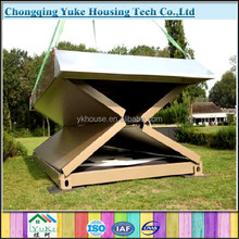 2015 new cheap prefabricated portable house/folding house/foldable house for sale