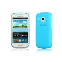 Slim ultra thin back cover case for samsung galaxy mini phone