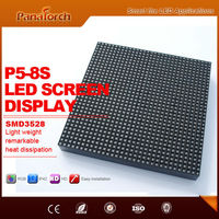 PanaTorch Perfect Visual Digital RGB Video Display hot sell IP43 Waterproof P5 RGB