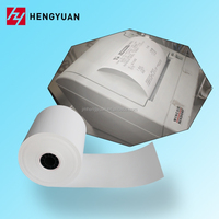 top quality and hot sale printed pos or atm thermal paper roll 80mm