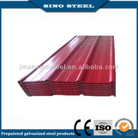 Best quality durable color steel sheet and metal roofing