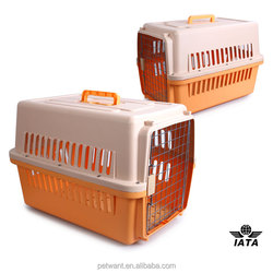 China wholesale durable airline carring bag cage