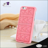 protable flip leather case for iphone 6