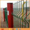 powder coated decorative triangle bending fence