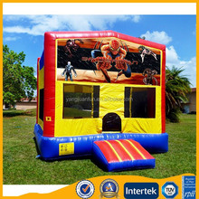 Regular Spiderman Bounce House/4in1 /7in1 Spiderman Bounce House Combo
