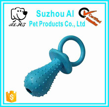 Dog Rubber Bone Ball Shrimp Durable Chew Toys for Pets