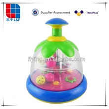 spinning top, spinning balls and flowers,playtime funny