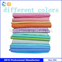 2015 promotional personalized microfiber pva car cleaning cloth