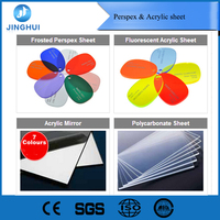 Perspex Fluorescent polycarbonnate ACRYLIC SHEET high quality best price supplier customized color & size