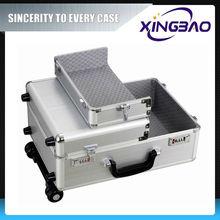 Protective case luggage,aluminum travel case,aluminum luggage case