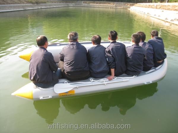 Coréia venda quente barco de pesca Setem barco barriga portátil mini fly barco de pesca