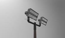 LED High Mast Lights Outdoor Light LED Basketball Court Flood Lights 120W