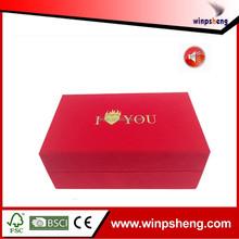 Fancy Valentine's Day Earring Gift Box