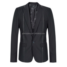 2015 china made slim fit blazer men suit factory men wear tailored suit