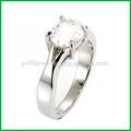 Yf028s-r2196 popular para mujer joyería anillo de circón