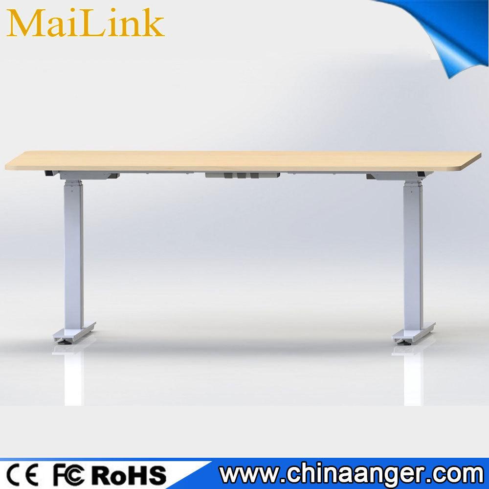 Office Desk Kids Long Desk Electric Sit Stand - Buy Kids Long Desk