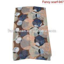 Fashion cashmere feel acrylic scarf