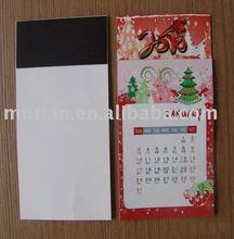 Custome made Calendar Pvc Fridge Magnet