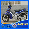 Chinese New Model Hot Selling Cheap 125CC EEC Motorcycle (SX125-14E)