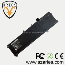 Genuine 91Wh 701WJ 7D1WJ 245RR Battery For Dell XPS 15 9530 Precision M3800