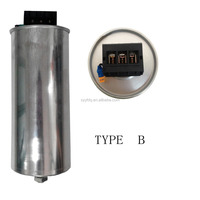 Low voltage Cylindrical shunt Self-healing Power Capacitor