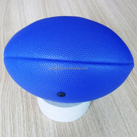 official size 3 soft antique leather rugby ball
