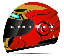 custom full face motorcycle helmet HD-07B