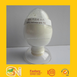 Factory insecticide Indoxacarb